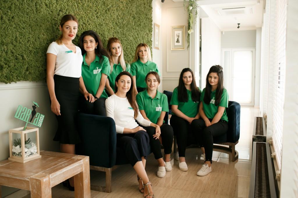 Echipa Daria Room