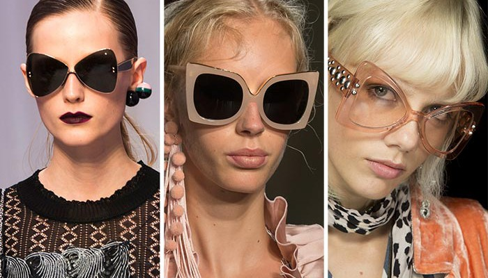 Vezi ce ochelari se poartă în 2017. Dacă ești o fire artistică, vei aprecia tendințele!