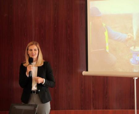 Visul American realizat la Chișinău cu Kelsey Walters