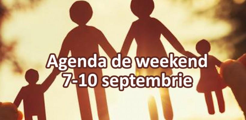 Delicii culinare, muzică bună și multă distracție! Vezi agenda de weekend pentru 7-10 septembrie (Videografic)