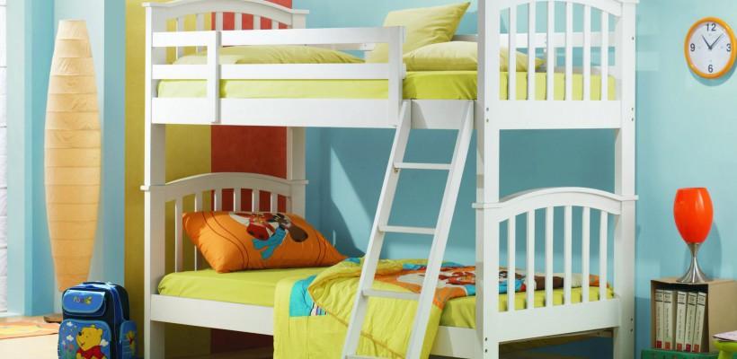 O cameră la doi frați poate însemna probleme…Psihologul explică ce poți face ca să împaci ambii copii