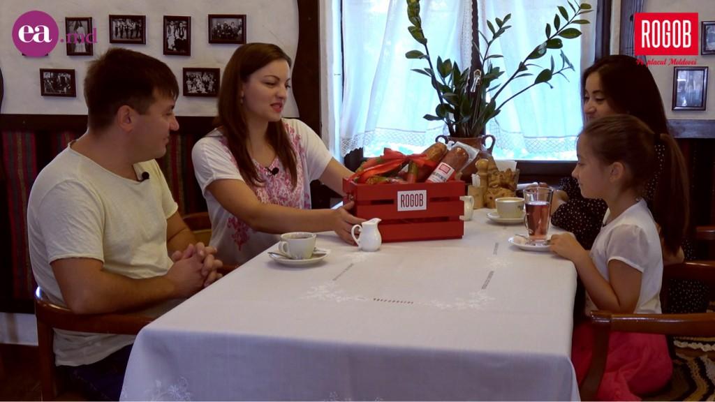 Dejun in familia Burlacu