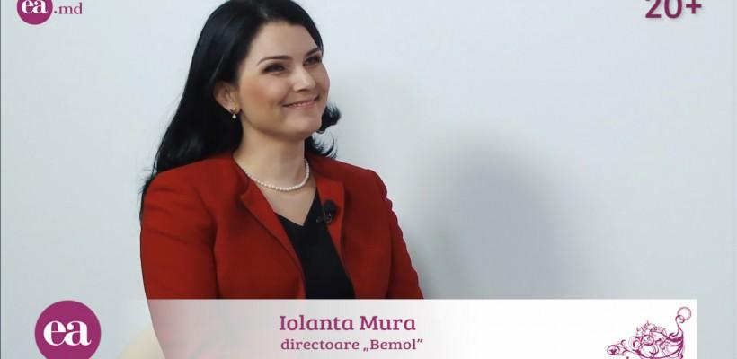 Iolanta Mura a părăsit postul de director general Bemol