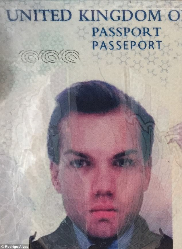 Rodrigo-pașaport