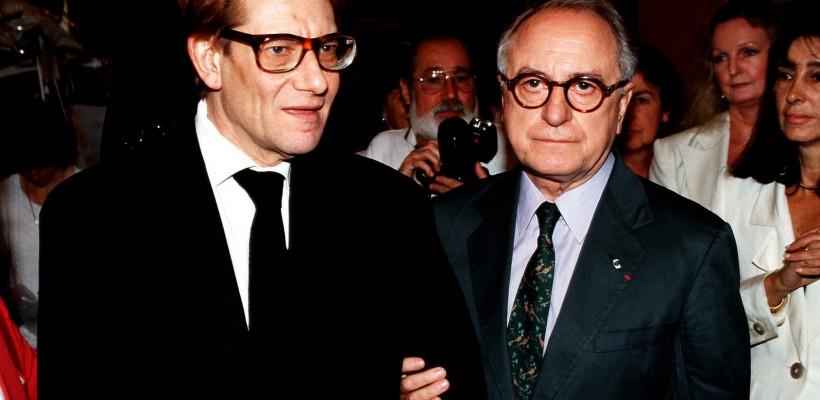 A murit Pierre Bergé, legendarul partener de afaceri al lui Yves Saint Laurent