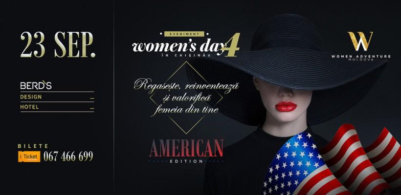 Ce caracterizează femeile puternice? 8 motive să vii la evenimentul Women's Day in Chișinău, ediția a IV-a