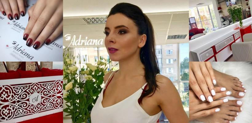 Adriana Cazac, Miss ASEM 2016, și-a văzut visul cu ochii: e oficial femeie de afaceri. Deține propriul salon beauty în Capitală
