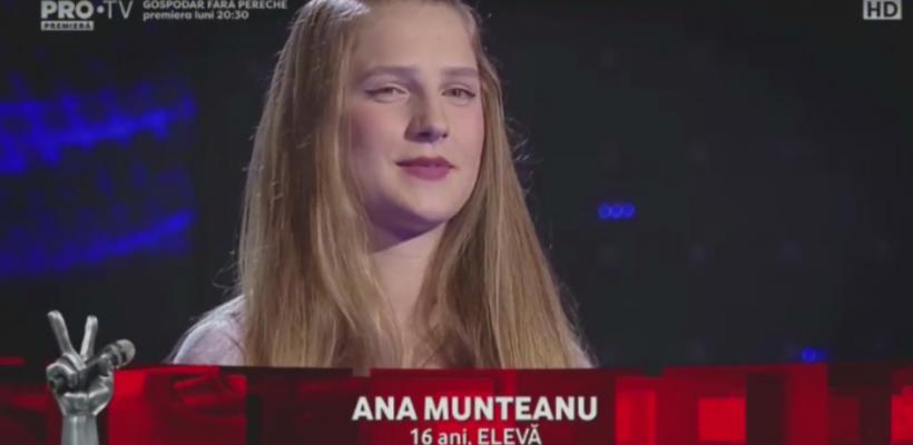 """Smiley, despre una dintre basarabencele de la Vocea României: """"Ai șanse mari să câștigi"""" (Video)"""