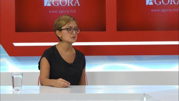 """Manager ONG din Turcia, aflat la Chișinău: """"Ideile se pierd dacă nu le dedici timp, resurse și muncă pentru a le realiza"""""""