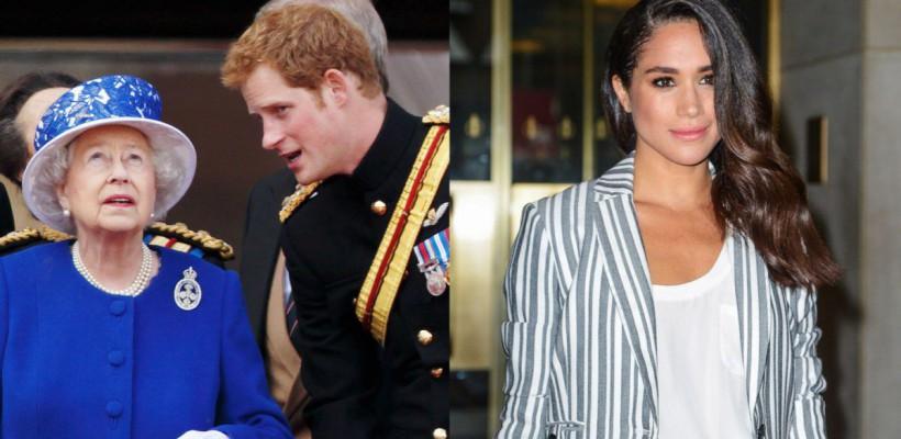 Bat clopote de nuntă? Meghan Marke a cunoscut-o pe Regina Elisabeta a II