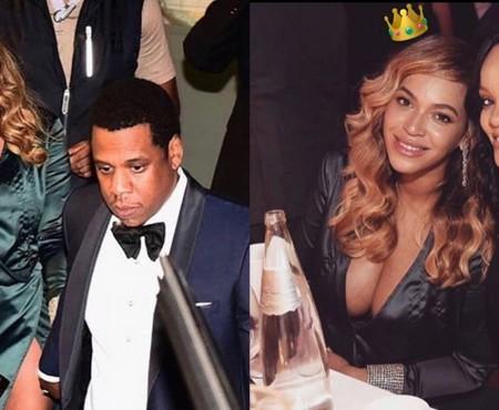 Beyoncé, la prima apariție publică oficială de după naștere! Artista a purtat o ținută care să îi scoată în evidență formele