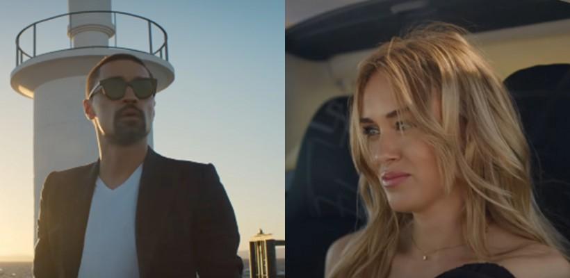 După o pauză de câteva luni, Dima Bilan revine în forță! A lansat videoclipul în care s-a filmat alături de Miss World 2008