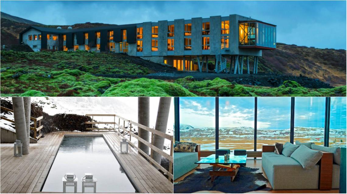 """Cum arată hotelul de lux """"ION"""" din inima Islandei (foto)"""