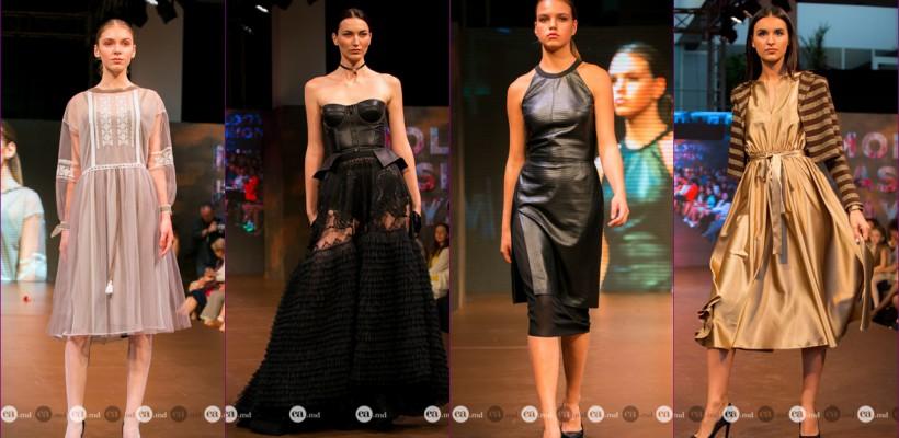 Creații moderne și stilate la Moldova Fashion Days FW-2017. Iată cum a decurs prima zi a celei de-a XII-a ediție