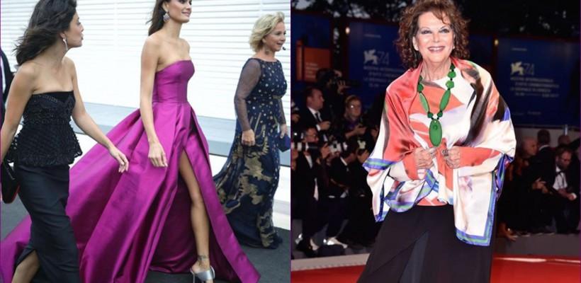 Cum au arătat cele mai elaborate rochii de la Festivalul de Film de la Veneția (Foto)