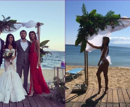 Inesa Voscoboinic și-a jucat nunta. Iată pentru ce ținute a optat prezentatoarea (Foto)