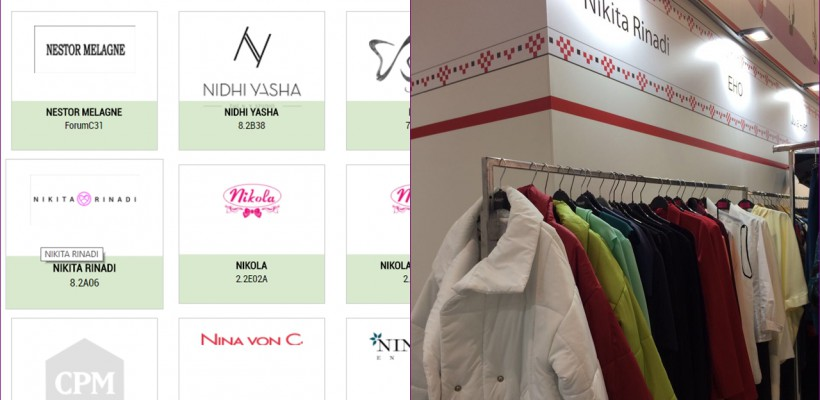 Brandul de haine Nikita Rinadi participă la una dintre cele mai mari expoziții de fashion din Moscova