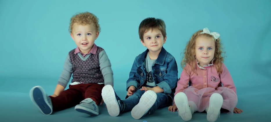 copiii din inima