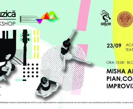 """Cealaltă muzică ajunge la Chișinău cu trei workshopuri, un jam session și un concert """"altfel"""""""