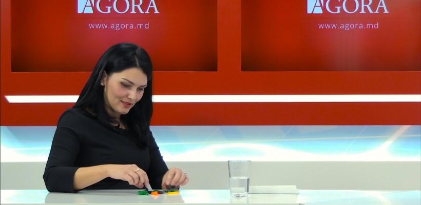 Ce provocare a primit Iolanta Mura în platoul AGORA și cum s-a descurcat cu ea (Video)