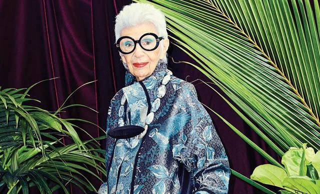"""Fashionistă la 96 de ani! Facebook și Instagram sunt """"cel mai prost lucru care s-a inventat de la o vreme pentru cei tineri"""""""