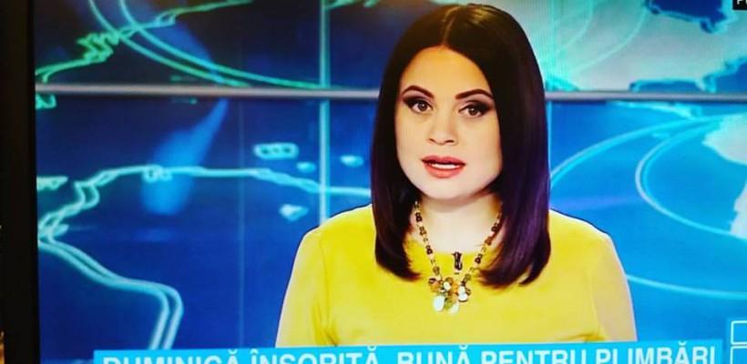"""O jurnalistă de la noi a anunțat că este însărcinată: """"Emoționant până la lacrimi"""" (Foto)"""