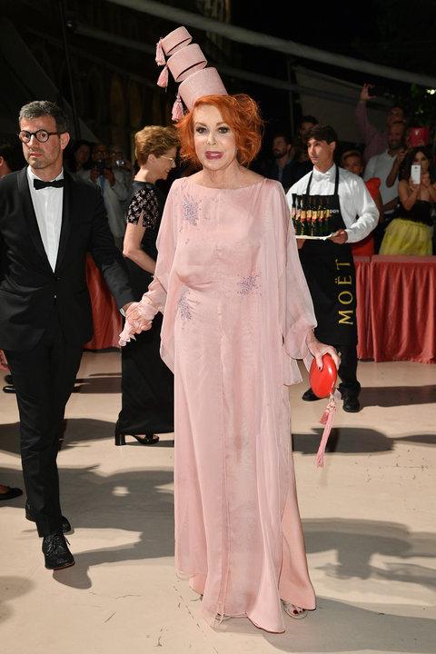Opening Ceremony Dinner Arrivals - 74th Venice Film Festival