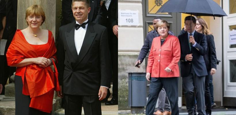 A preferat să rămână mereu în umbră! Cine este și cum arată soțul Angelei Merkel