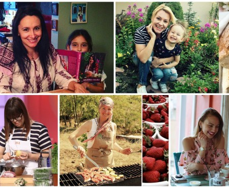 Top 7 bucătărese desăvârșite, care adoră și promovează arta gătitului