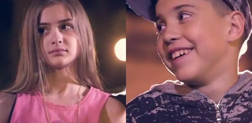 Iuliana Beregoi și Mihai Ungureanu s-au filmat în primul serial pentru copii din România (Video)