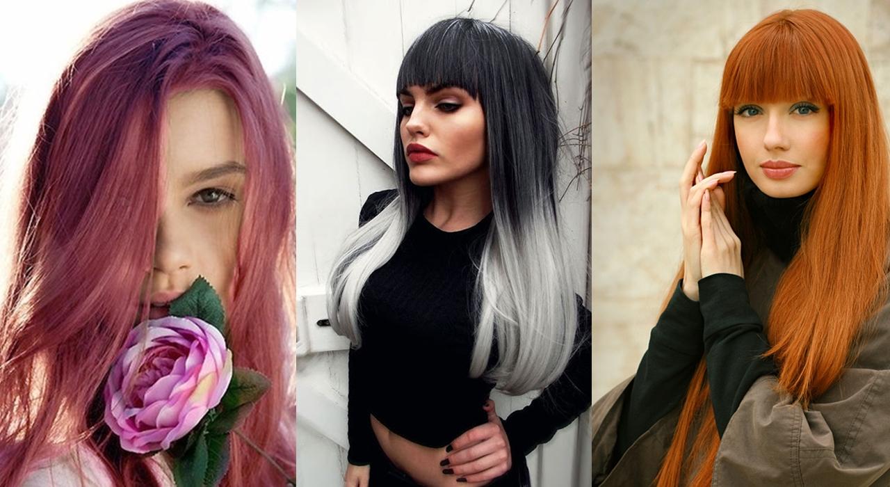 10 Culori De Păr La Modă în 2018 Trebuie Să Le Vezi Dacă îți