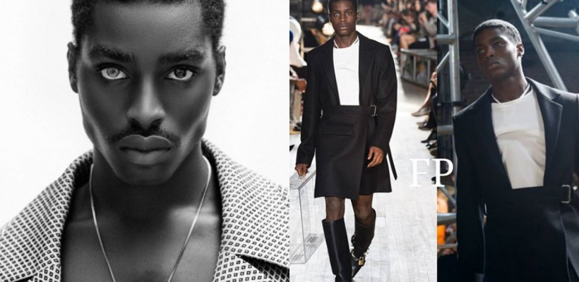Tânărul considerat cel mai sexy infractor a făcut furori pe podiumul New York Fashion Week!