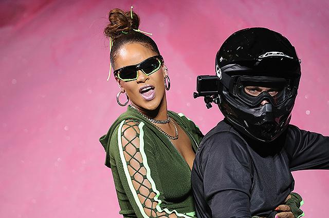 Cum arată colecția Fenty & Puma by Rihanna sping-summer 2018, prezentată la Săptămâna Modei de la New York (Foto)