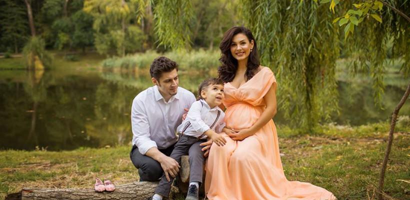 Vera Terentiev va deveni mamă la pătrat! Cum se pregătește pentru a doua maternitate și când își propune să revină la ecrane