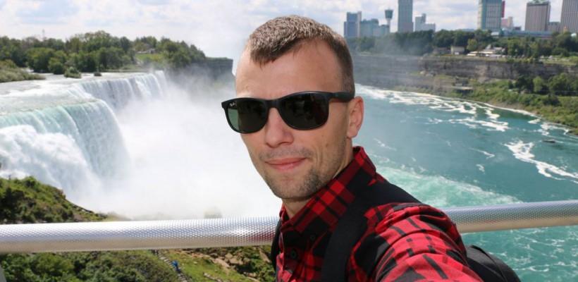 Un moldovean, șofer de TIR în SUA, e vlogger pe Youtube. Realitatea americană, văzută prin ochii lui (Video)