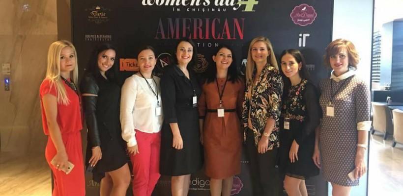 """Dialog interactiv la Women's Day in Chișinău. Speakerii: """"E posibil să devii o femeie de succes și în Moldova"""""""