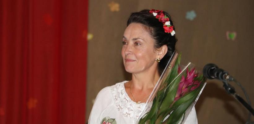 """Veronica Grigoraș, actrița din """"Tunul de lemn"""", a revenit pe meleagurile natale la 30 de ani de la turnarea filmului (Foto)"""