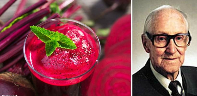 Un medic din Austria a inventat sucul care omoară cancerul în 42 de zile