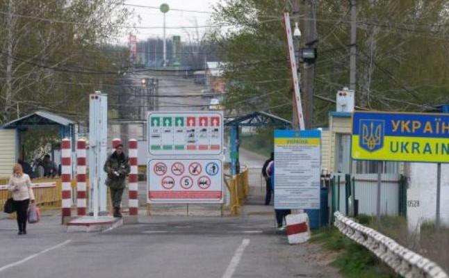 O moldoveancă a primit interdicție de a intra în Ucraina pe un termen de 3 ani din cauza unei panglici
