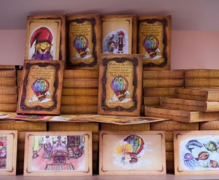 O carte de poveşti pentru copii a fost lansată ieri la Chișinău