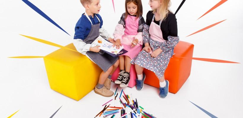 Creativitatea copiilor nu are limite (Foto/Video)