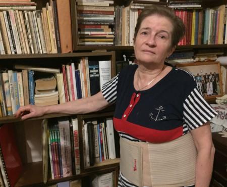 Veronica Postolachi, profesoară la liceul Mircea Eliade, victima unei greșeli de laborator. S-a tratat de cancer, deși boala nu a existat