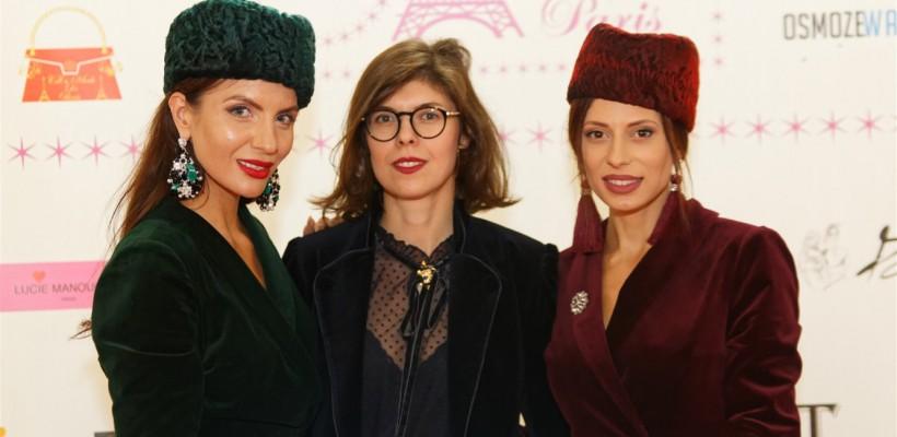 Trei basarabence au dus stilul țarinei Ekaterina la Tiffany's Fashion Week Paris (Foto)