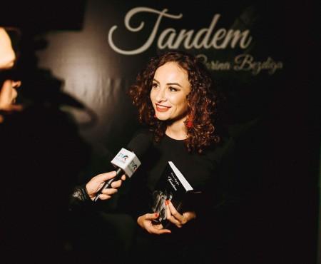 Corina Bezdîga a lansat cartea care provoacă simțurile și mintea să vibreze – Tandem (Foto)