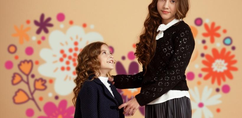 Hăinuțele care inspiră copiilor sentimentul de încredere
