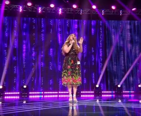 VIDEO. O moldoveancă a impresionat juriul la X Factor. Ștefan Bănică: Pentru prima oară mi se face pielea de găină