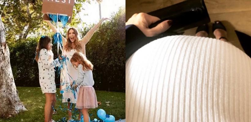 Jessica Alba a făcut marele anunț! Actrița a dezvăluit sexul celui de-al treilea copilaș