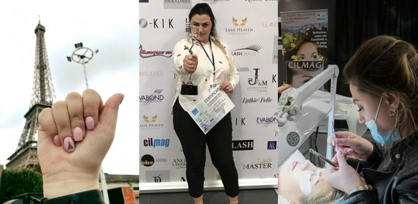 O moldoveancă a cucerit nume mari din industria beauty, prin măiestria sa! Cunoaște-o pe Angelica Ivașcu