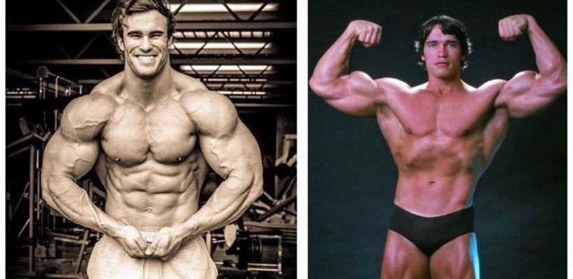 """""""Mr. Universe"""", Calum von Moger, îl va juca pe tânărul Arnold Schwarzenegger într-un film biografic"""