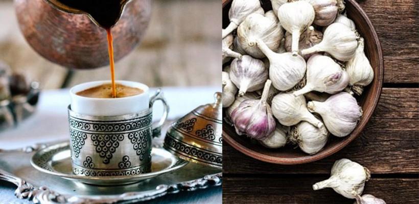 Amatorii de usturoi au acum și o cafea din acest ingredient
